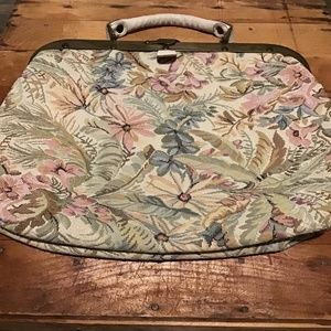 Made in Italy Floral Purse